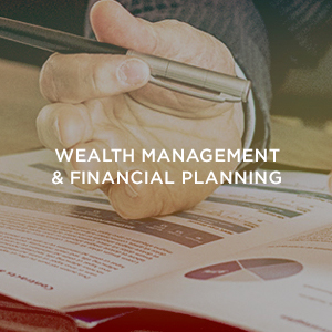 Wealth management and financial planning services